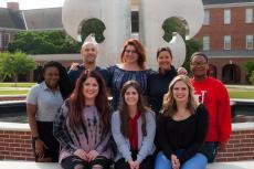 CJUS Graduate Students 2017-2018